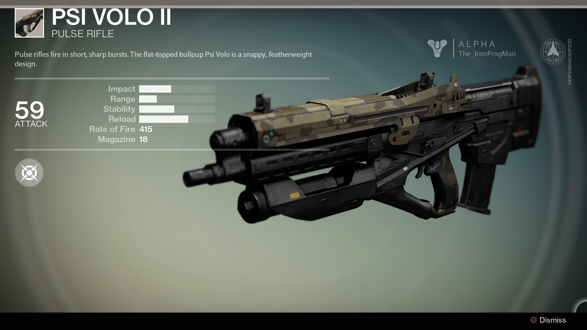 Auto rifle or Pulse rifle? - Destiny Message Board for ...