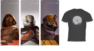 Destiny Swag Giveaway!