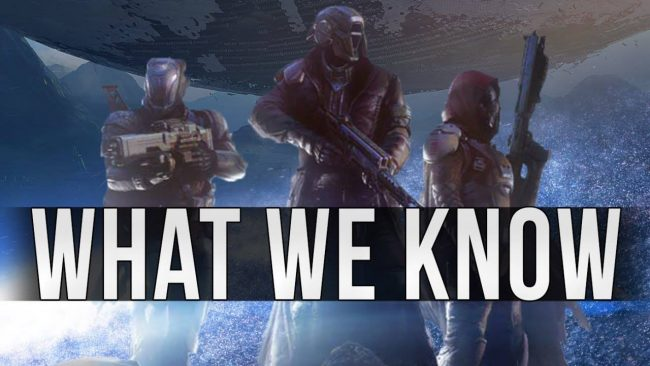 Everything we know about Destiny