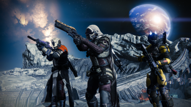 Destiny's Character Customization Explained