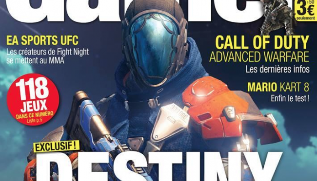 Destiny Makes Magazine Cover