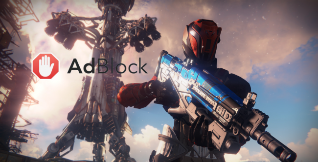 Support Destiny News: Disable AdBlock