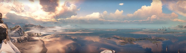 Epic Destiny Panoramas