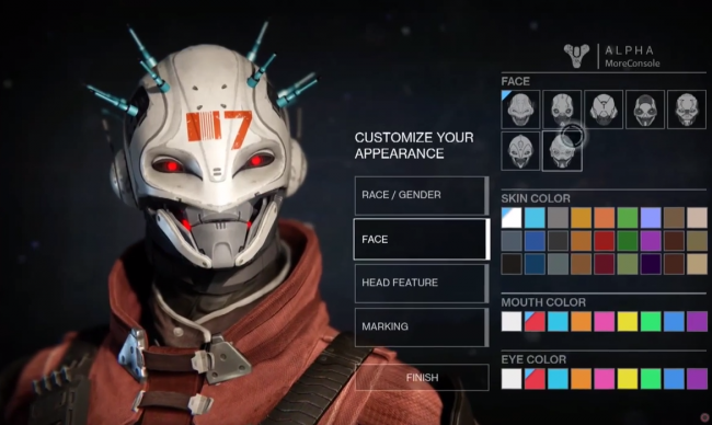All Character Customization Options Revealed