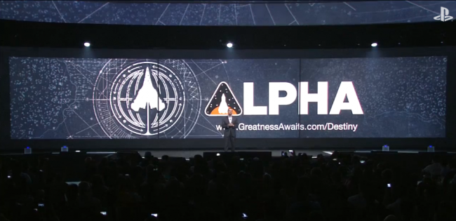 Alpha Opens Thursday for all PS4 Owners