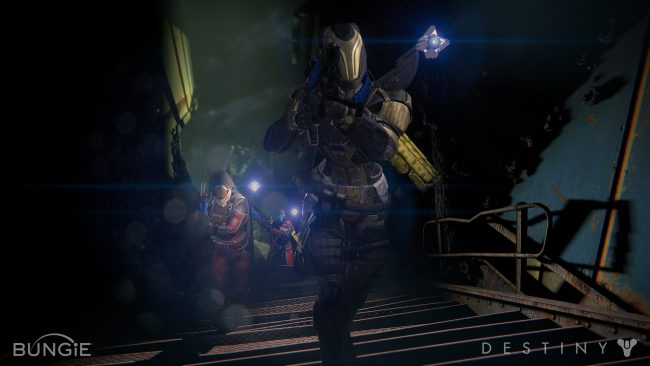Destiny's Activity Structure Explained