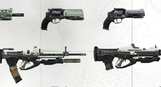 Poll: Which Primary Weapon is your Favorite?