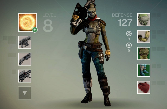 Hunter Gunslinger Build Guide