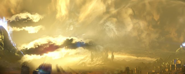 The Skywriters of Destiny