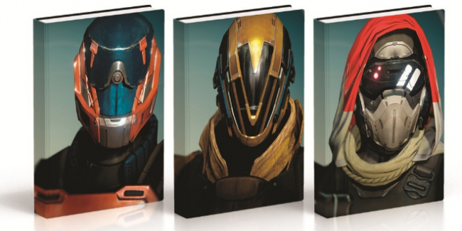 Destiny Guide Cover Reveal & More
