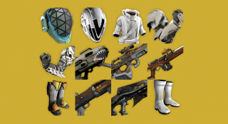 Expansion Content (NEW Raids, Exotics)