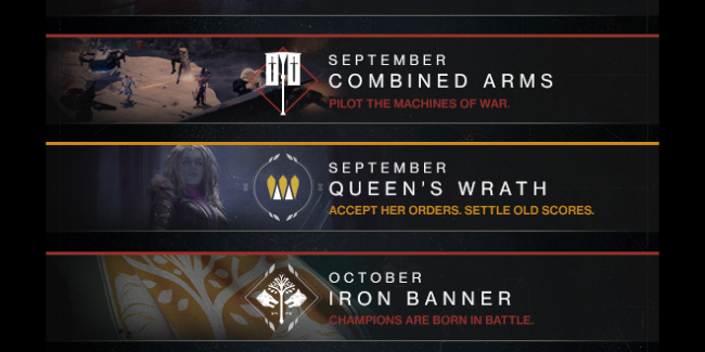 Destiny Events Inbound