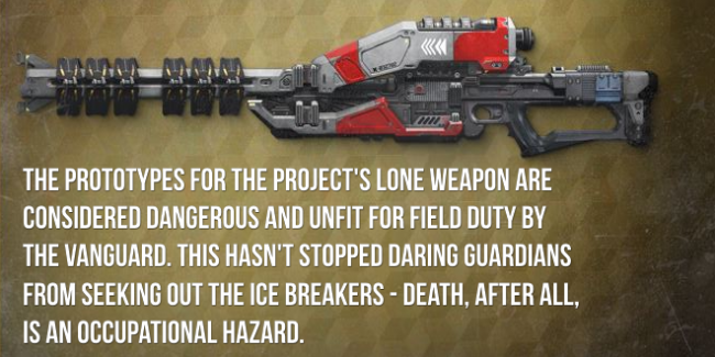 Ice Breaker Exotic Review