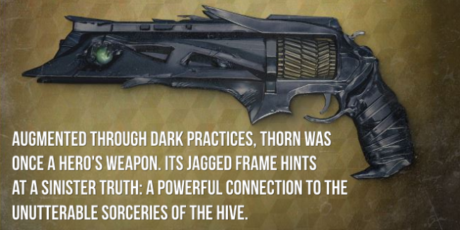 Thorn Exotic Review [Updated]