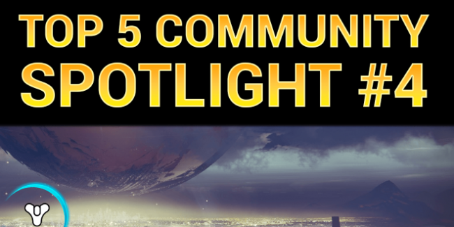 Community Spotlight #4