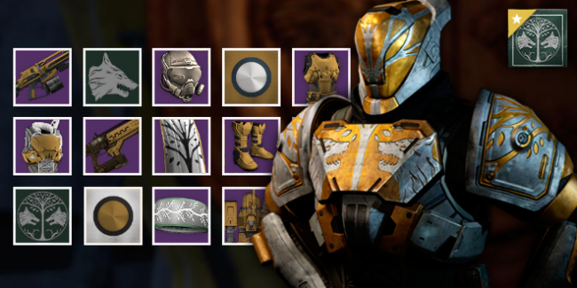 New Iron Banner Gear & Bounties