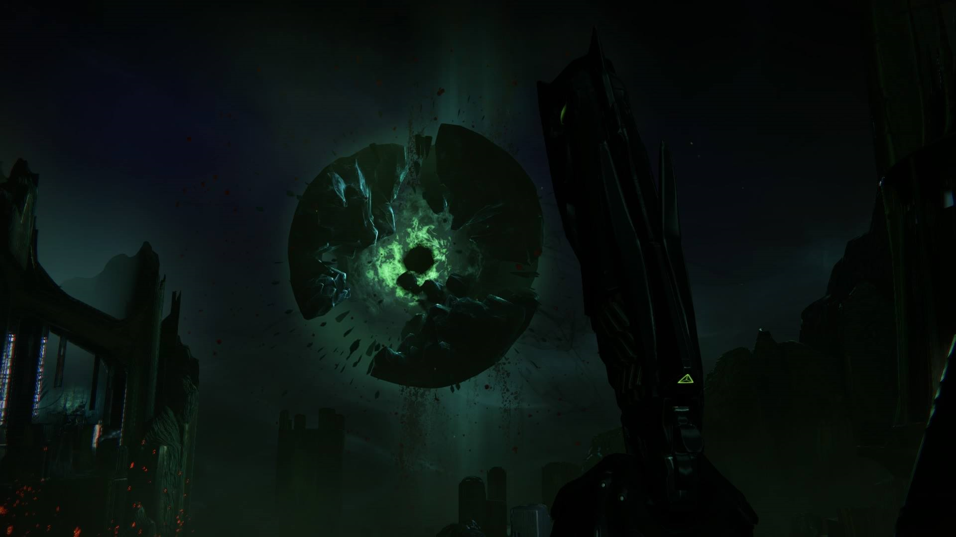 Destiny how many lamps are in crotas end - Crota End Darkness