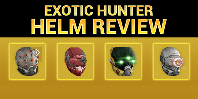 Hunter Exotic Helm Review