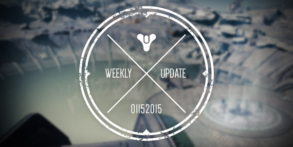 Weekly Update 1.15.15 (Hard Mode)