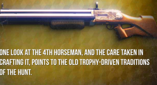 The 4th Horseman Exotic Review v.2
