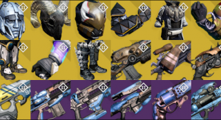 Updated Exotics, PoE, Trials, Queen, & IB