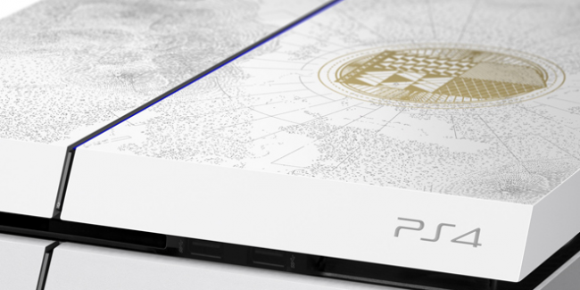 Pre-Order: The Taken King Limited PS4
