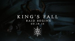 King's Fall Available September 18th