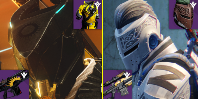 Trials & Iron Banner Gear + Bounties