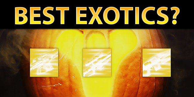 Y2 PvP Exotic Weapon Ranking – Crucible Radio Podcast #19 Recap