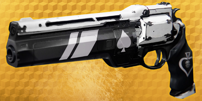 Aren't exotics supposed look unique? > Destiny | Forums