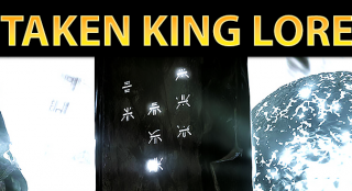 Taken King Lore: Warpriest, Worms, & Oryx