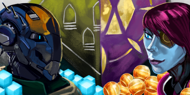 Weekly Update 11.05.15 (Weapon Parts, Etheric Light, Wormspore)