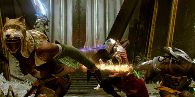 Weekly Update 11.12.15 (Updates & Iron Banner Clash)