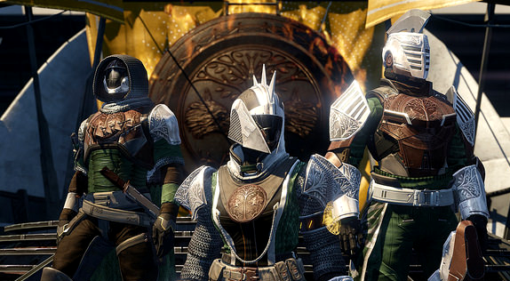 Destiny Taken King: Iron Banner Rift Guide
