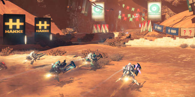 Sparrow Racing League Coming Dec 8th