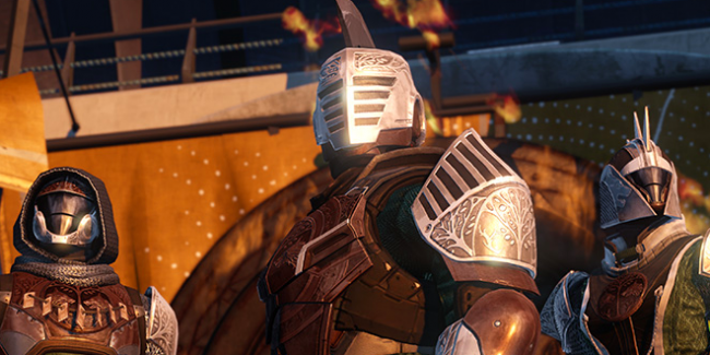 Iron Banner Clash – Gear & Bounties