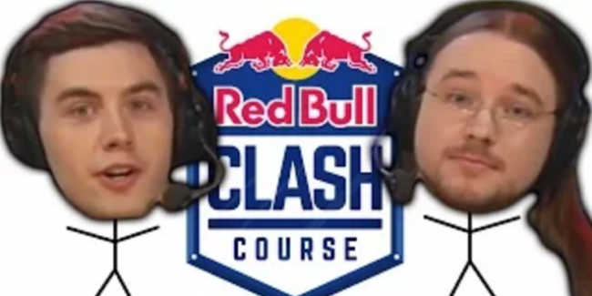 Red Bull Clash Course Highlights