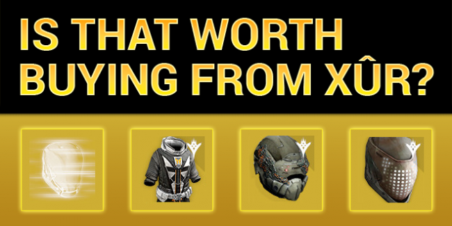 XûReview: Is That Worth Buying?