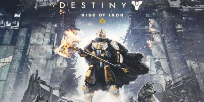 Rise of Iron & Iron Wolves