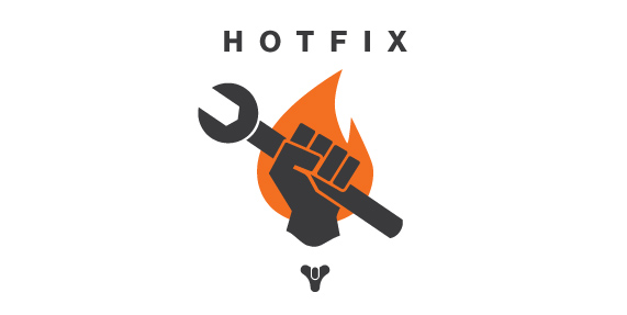 HotFix is LIVE! Full Patch Notes