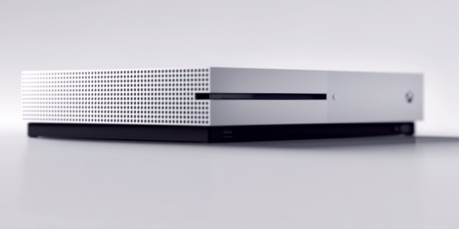 Xbox One S & Project Scorpio Details