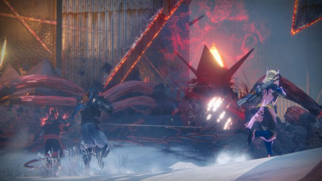 Rise of Iron: Know Your Foe