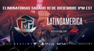 Latin America PS4 4v4 Tournament