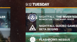 Destiny 2 Content Roadmap